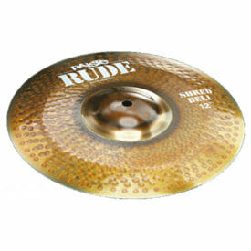"Paiste 12"" Rude Shred Bell Cymbal"