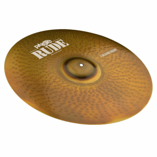 Paiste 16th Rude Crash Ride Cymbal