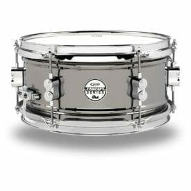 """PDP Black Nickel Over Steel Snare Drum 14 x 5.5"""""""