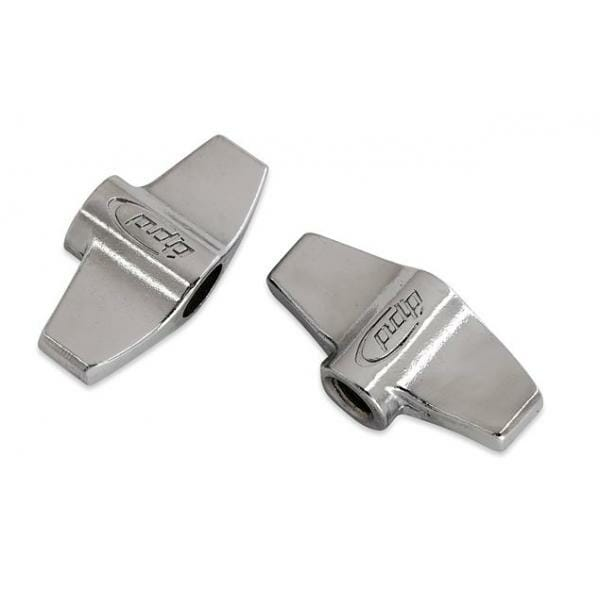PDP wing nut 6 mm thread 2 pc