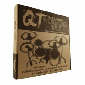 "QT Silencer Pad 18"" Fusion Set"
