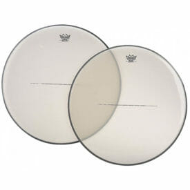 "Remo 23-8/16"" TI-Series Hazy Timpani Drum Head"