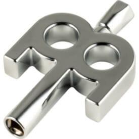 Meinl Kinetic Key, Chrome Plated