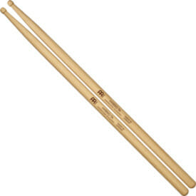 Meinl Hybrid 7A, Drumstick Hickory, Hybrid Wood Tip, Pair