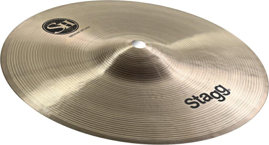 "Stagg 08/"" SH Single Hammered Medium Splash Cymbal SH-SM8R"