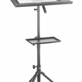Stagg Laptop Stand With Extra Table