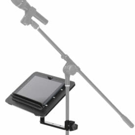 Stagg Multipurpose Plate With Arm, To Mount On A Stand