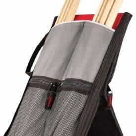 Sabian Stick Flip Bag Black with Red