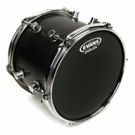 "Evans Hydraulic Black 22"" Bass Drum Head"