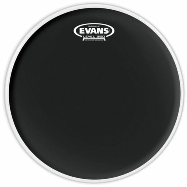 "Evans Hydraulic Black 22"" Bass Drum Head"