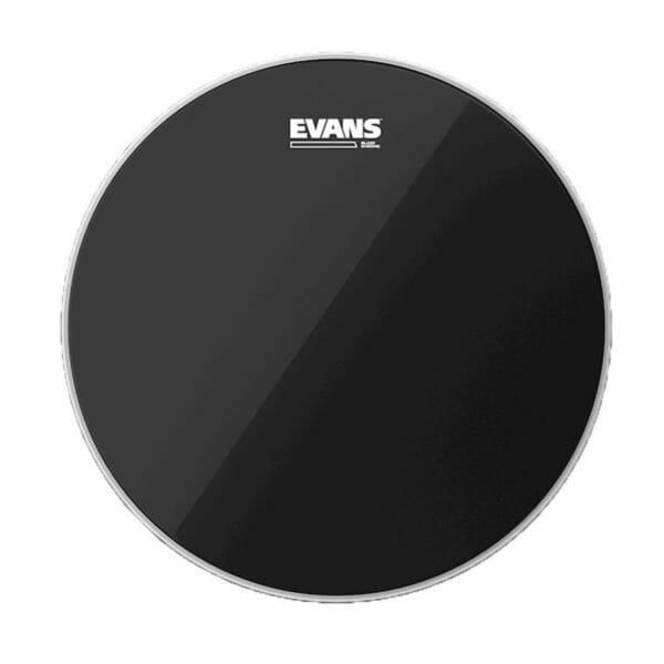 "Evans Black Chrome Drum Head 10"""