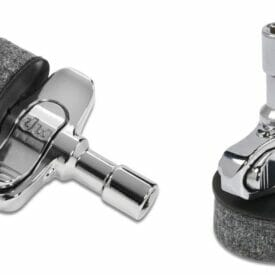 DW Quick Release Wing Nut with Integrated Tuning Key - Pack of 2