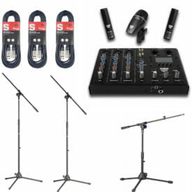 Sabian Sound Kit Bundle