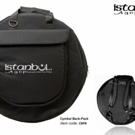 Istanbul Agop – Deluxe Cymbal Bag