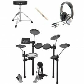 DTX 482 Bundle with Stool and Headphones