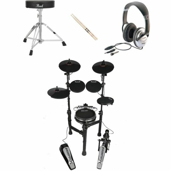 CSD130M Bundle with stool and headphones
