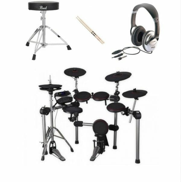 CSD310 Bundle with stools and headphones