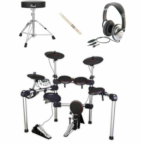 CSD210 Bundle with stool and headphones