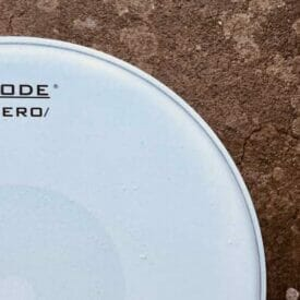 "CODE Zero 14"" Coated Snare Drum Head"