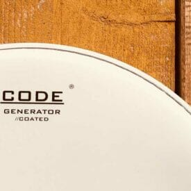 "Code 12"" Generator Coated Drum Head"