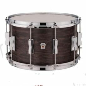 """Ludwig 14x8"""" Standard Maple Snare Drum - Charcoal"""