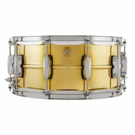 """Ludwig 14x6.5"""" Super Series Brass Snare Drum"""