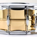 Ludwig 14×6.5 Smooth Bronze Snare Drum with Imperial Lugs 2
