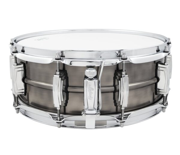 """Ludwig 14x5"""" Limited Edition Pewter Copper Snare Drum"""