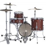 Ludwig Breakbeats Questlove 16in 4Pc Shell Pack, Mojave Swirl2