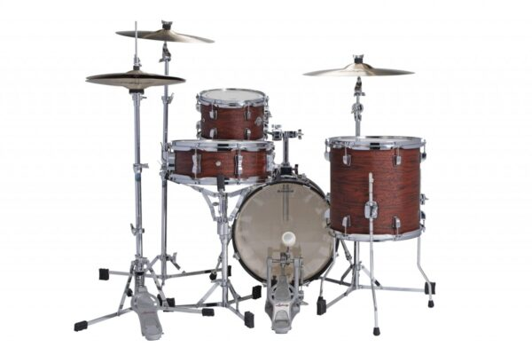 Ludwig Breakbeats Questlove 16in 4Pc Shell Pack, Mojave Swirl