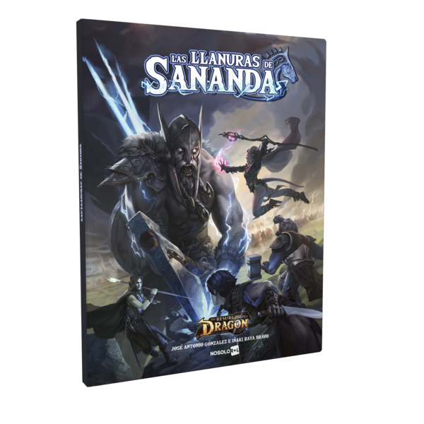 Ya a la venta Las llanuras de Sananda