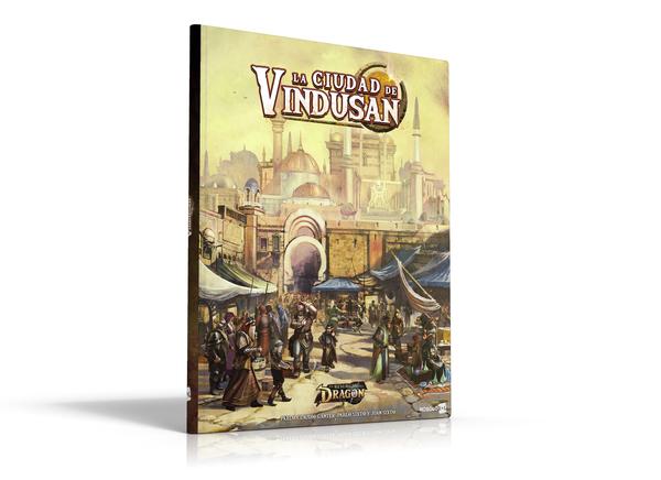 La Ciudad de Vindusan ya en todas las mesas de juego