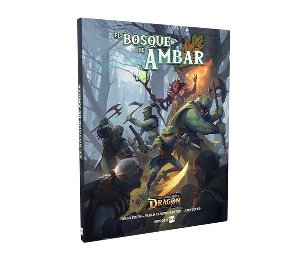Se anuncia El Bosque de Ámbar para El Resurgir del Dragón