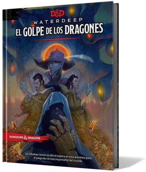 Waterdeep: El Golpe de los Dragones