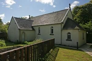 St Columba's, Birnam