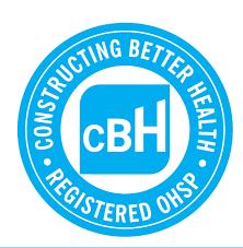 CBH logo | Duradiamond Healthcare