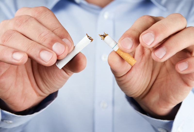 Stop smoking| Duradiamond Healthcare March newsletter