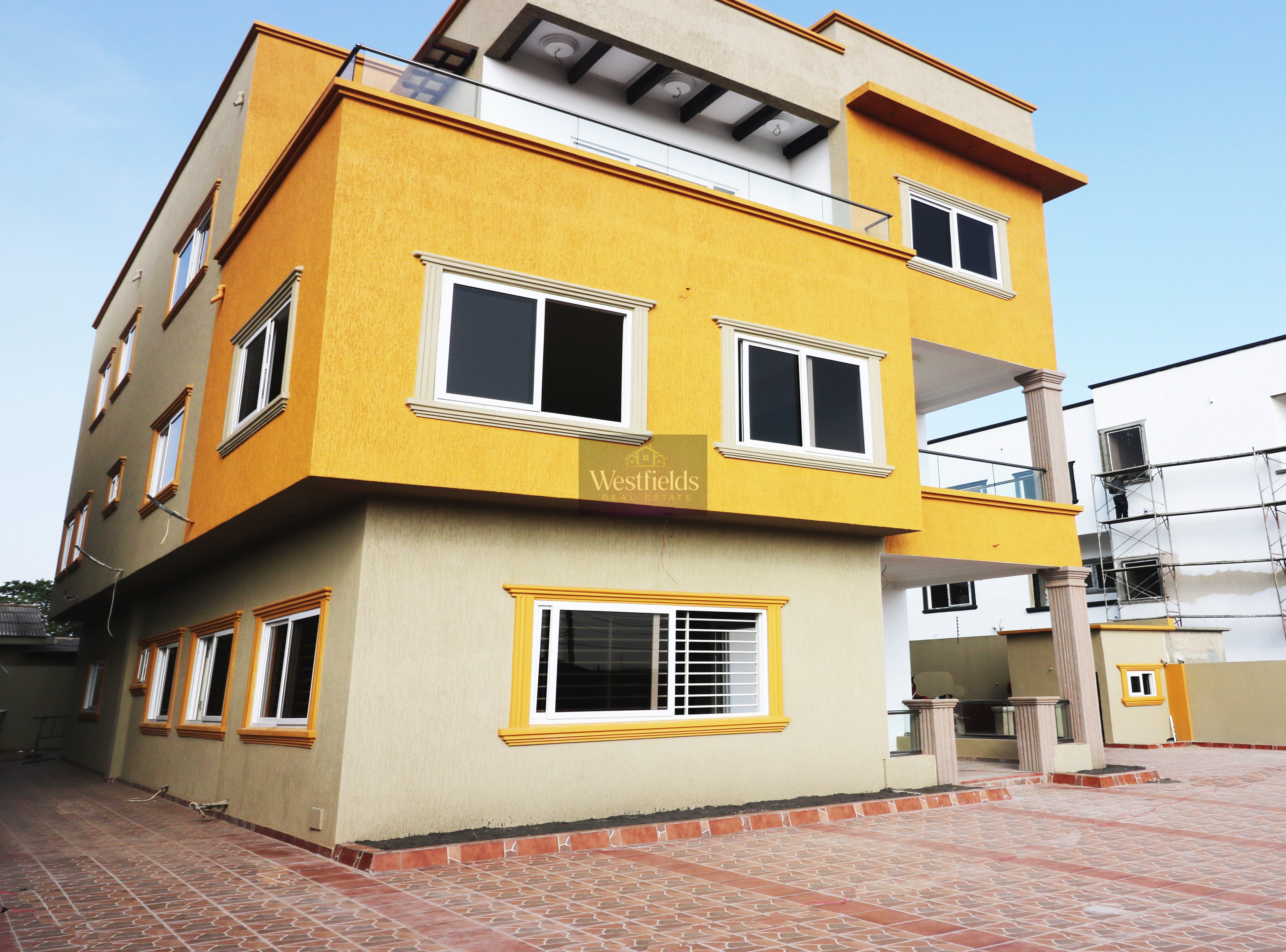 5 bedroom house for sale at east airport accra dwellys