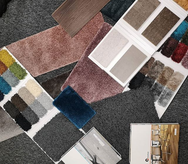 We love seeing wonderful new products! Quadrant flooring paid Echospace a visit to show us their extensive range.