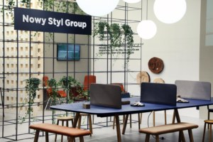 Nowy Style - Stockholm Furniture Fair