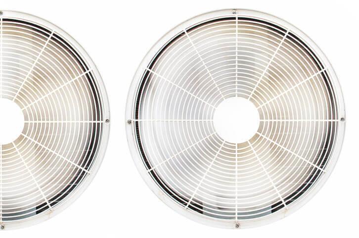 Air source heat pump efficiency