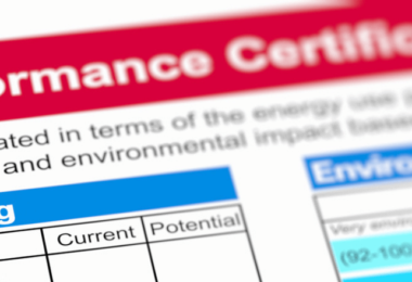 What is an EPC rating?
