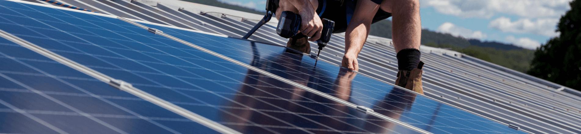 How To Install Solar Panels Evergreen Energy Wiring A Loft Light