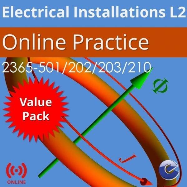 2365 Level 2 Online Practice
