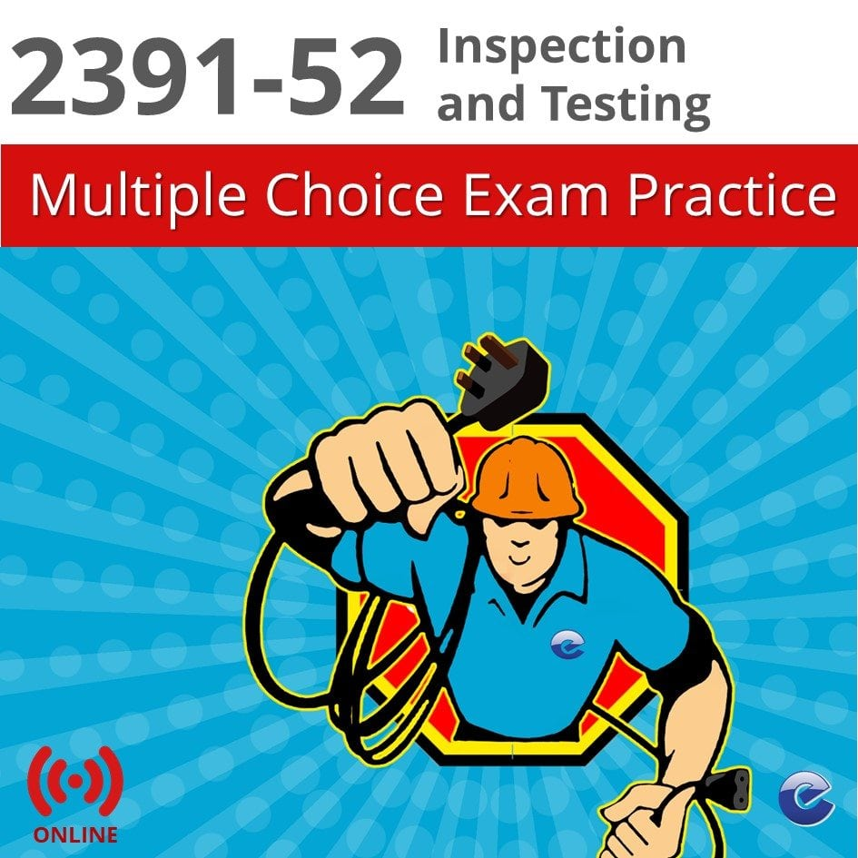 2391-52 Exam practice questions