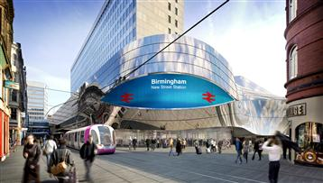 Instalación Puertas Automáticas – New Street Station Birmingham