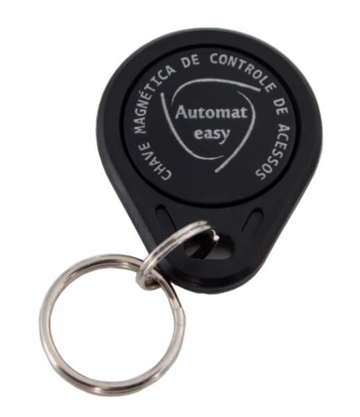 Porta Chaves codificado Acess-Keyvi