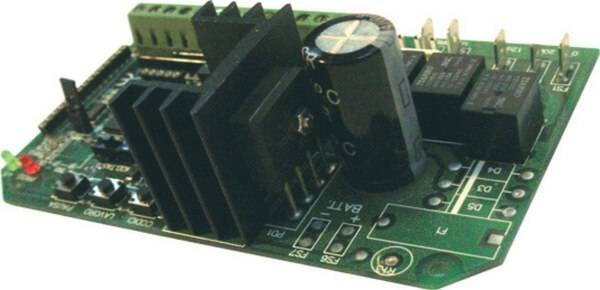 Central eletrónica L41