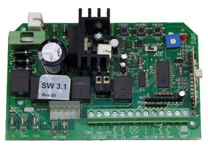 Central eletrónica L41-BAT