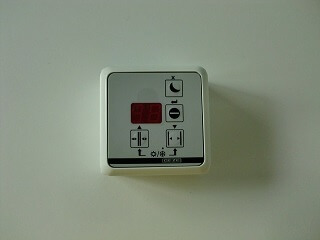 DCU 1 Programador display 24V